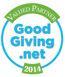 Check out our Profile at www.goodgiving.net