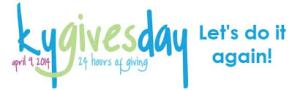 Logo for Kentucky Gives Day