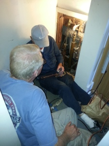 Contemplating the plumbing needed to make this work!