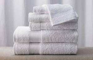 Our guests get to use similar great towels...